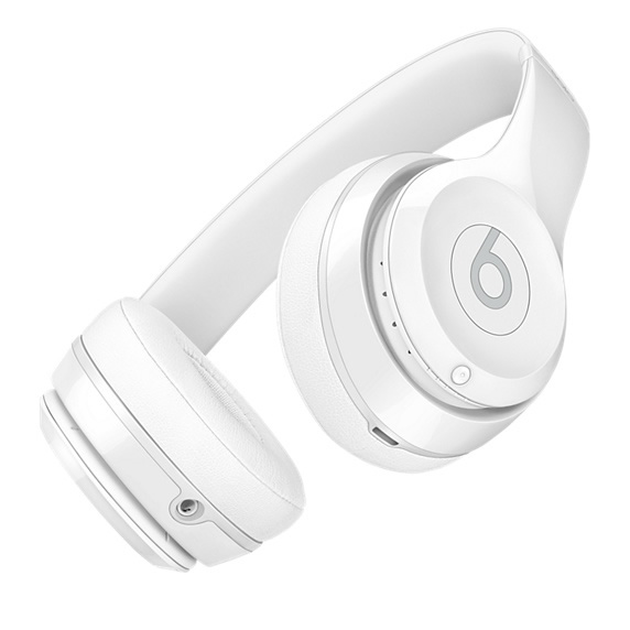 Beats Solo3 Wireless - Gloss White