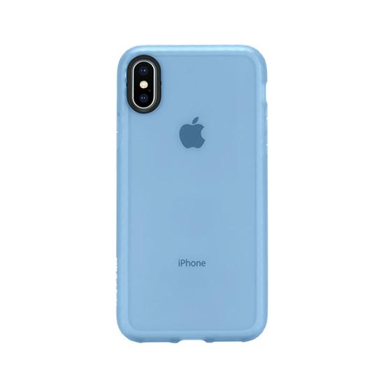 Incase Protective Lattice Cover iPhone X - Horizon Blue