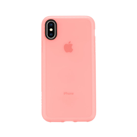 Incase Protective Lattice Cover iPhone X - Coral