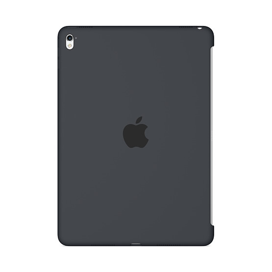 Apple iPad Pro 9.7 Silicone Case - Charcoal Gray