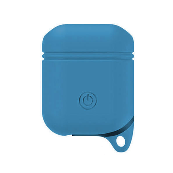 Cico Airpods Shockproof Silicone Case - Blue
