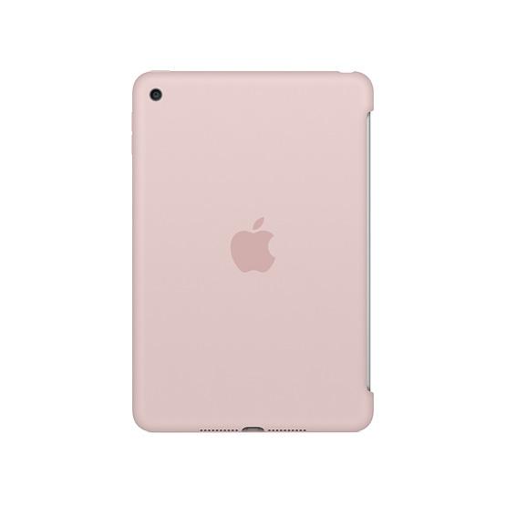 iPad Mini 4 Silicone Case - Sand Pink