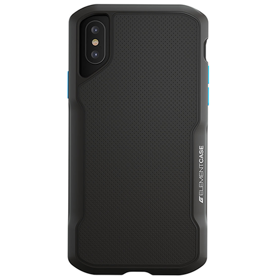 Element Case Shadow iPhone XS Max - Black