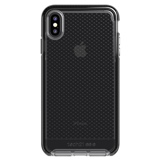 Tech21 Evo Check iPhone XS/X - Black