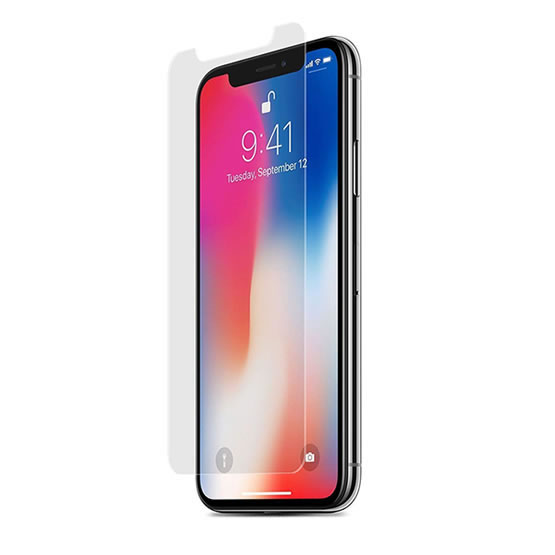 PureGear HD Clarity Tempered Glass iPhone XS