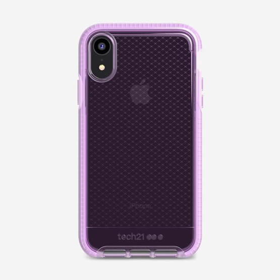 Tech21 Evo Check iPhone XR - Orchid