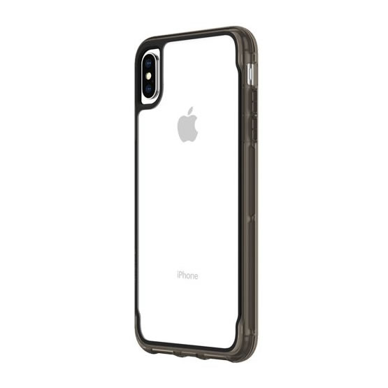 Griffin Survivor Clear iPhone XS Max - Clear/Black