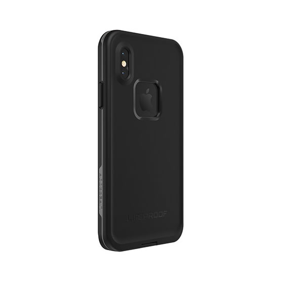 LifeProof Fré Case iPhone XS/X - Black/Dark Grey