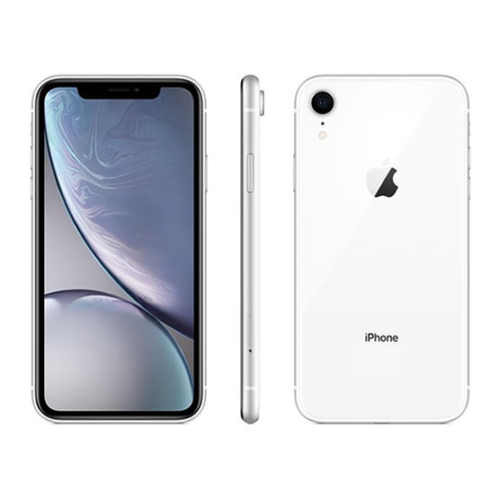 iPhone XR 64 GB - White