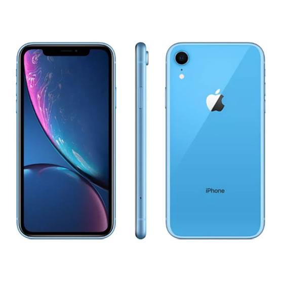 iPhone XR 256 GB - Blue