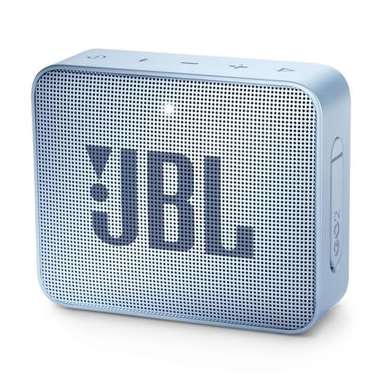 JBL Go 2 Bluetooth - Cyan