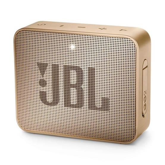 JBL Go 2 Bluetooth - Champagne