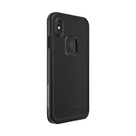 LifeProof Fré Case iPhone XS Max - Black/Grey