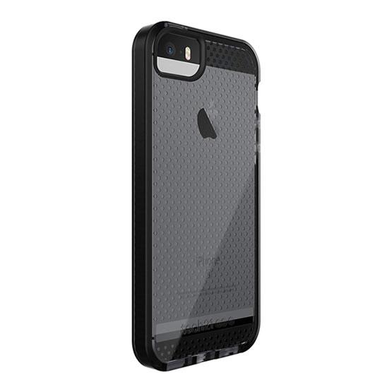 Tech21 Evo Mesh iPhone SE - Smokey/Black