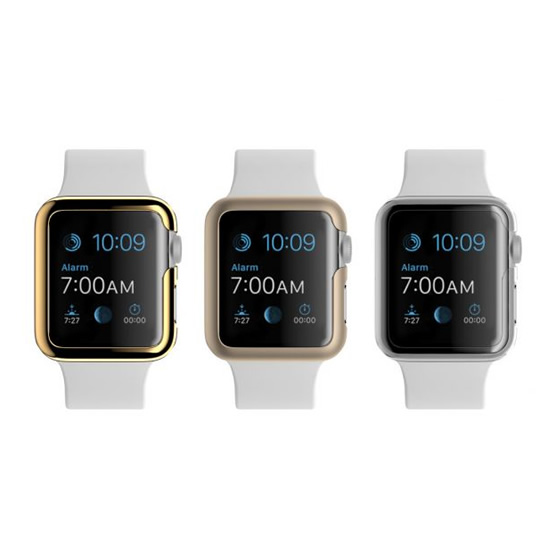 Griffin Ultra Thin Case for Apple Watch (42mm) - 3 Unidades