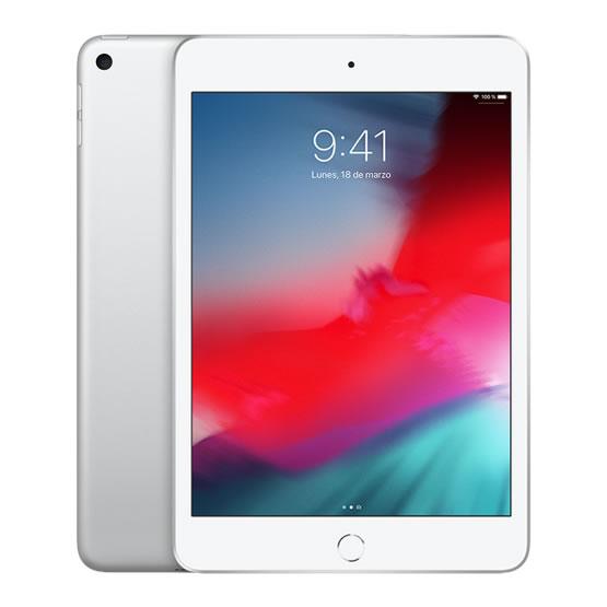 iPad mini Wi-Fi 64 GB - Silver (2019)