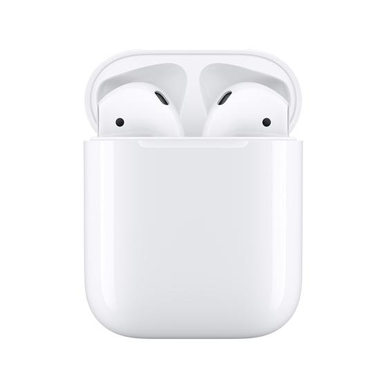 Apple Airpods 2 con Estuche de Carga Wireless