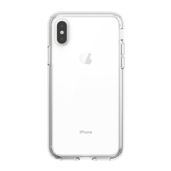 Speck Presidio Stay Clear iPhone XS - Clear