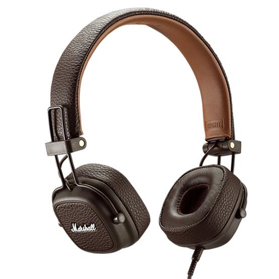 Marshall Headphones Major III - Brown