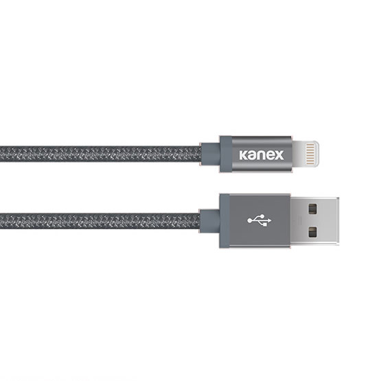 Kanex Premium Lightning Cable 3m - Space Gray