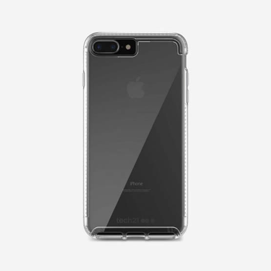 Tech21 Pure Clear iPhone 7/8 Plus - Clear