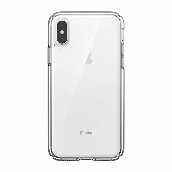 Speck Gemshell iPhone X/XS - Clear