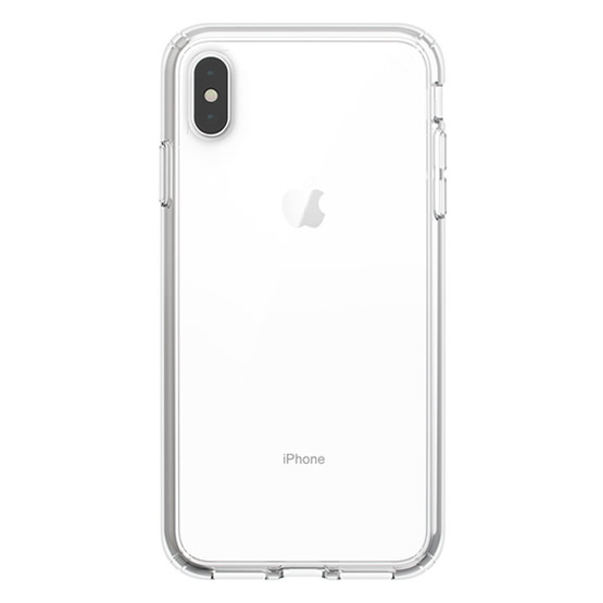 Speck Presidio Stay Clear iPhone XS Max - Clear