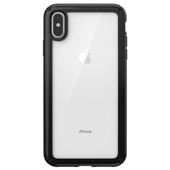 Speck Presidio Show iPhone XS Max - Clear/Black