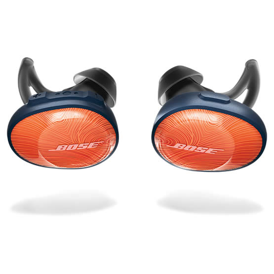 Bose Soundsport Free - Bright Orange