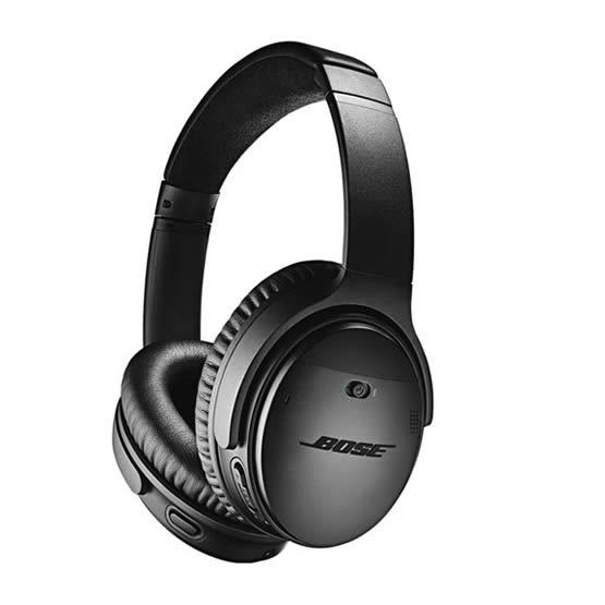 Bose QuietComfort 35 II Wireless - Black