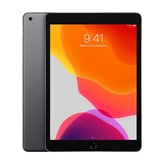 iPad 10.2 Wi-Fi 32 GB - Space Gray (2019)