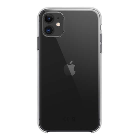 Apple Clear Case iPhone 11