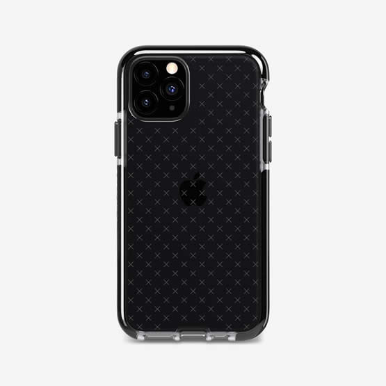 Tech21 Evo Check iPhone 11 Pro - Smokey/Black