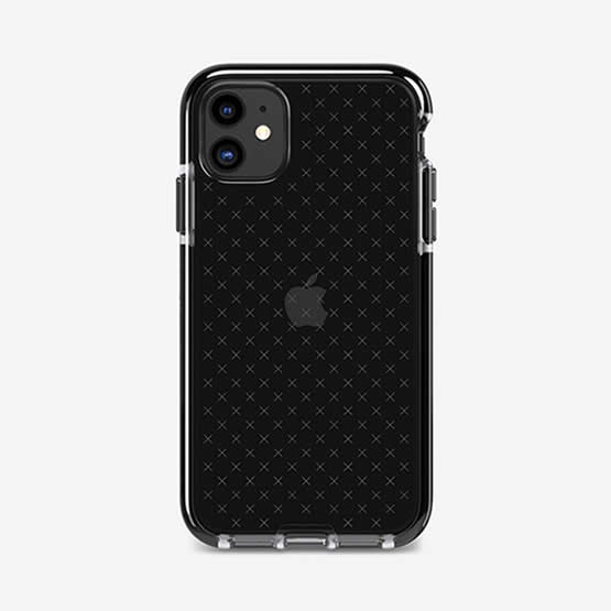 Tech21 Evo Check iPhone 11 - Smokey/Black