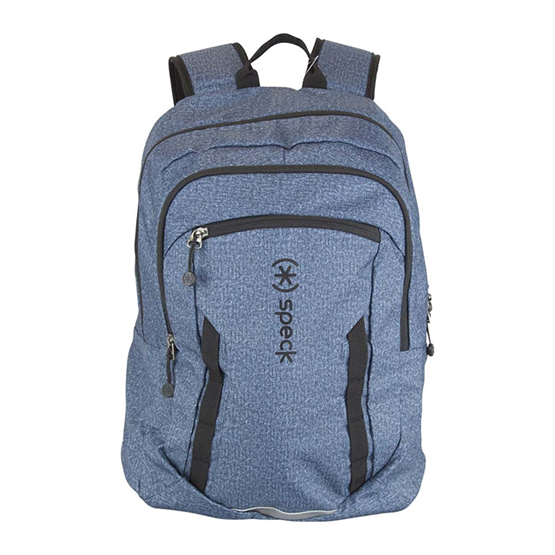 Speck Prep Backpack Macbook 15 - Grey/Black