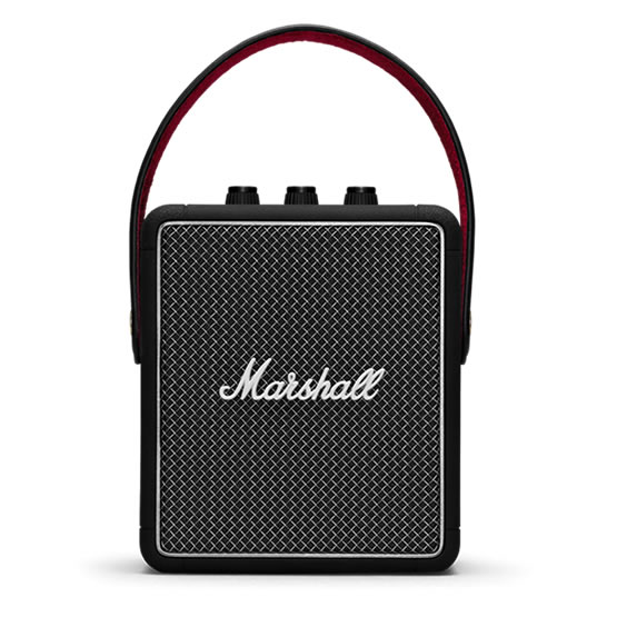 Marshall StockWell II Portable Bluetooth - Black