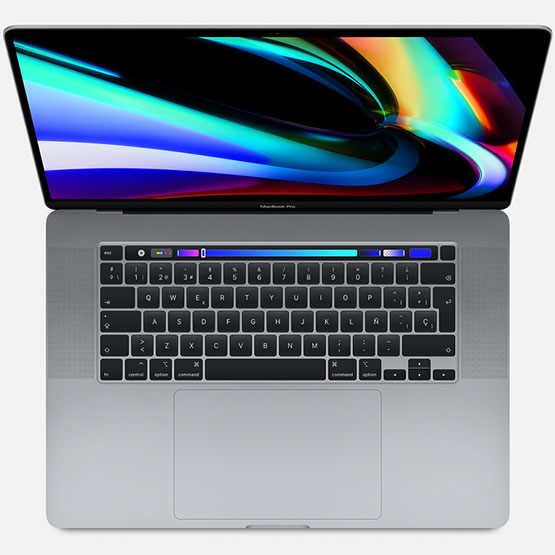 MacBook Pro 16 Touch Bar i7 2.6 GHz 512 GB - Space Gray