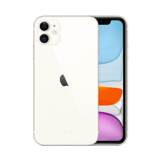 iPhone 11 256 GB - White