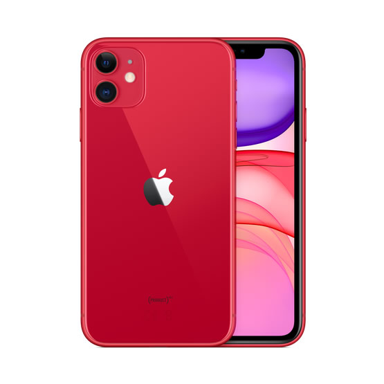 iPhone 11 256 GB - Red