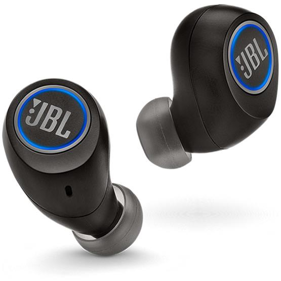 JBL Free X - Black