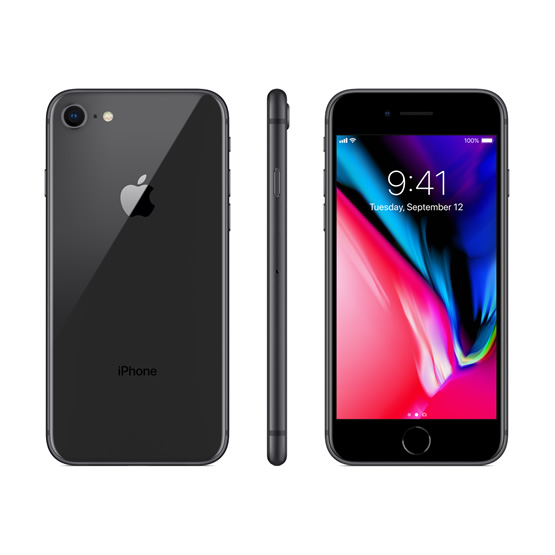 iPhone 8 128 GB - Space Gray