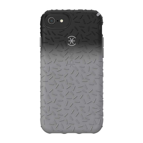 Speck Candyshell iPhone 8/7/SE 2 - Black/Gray