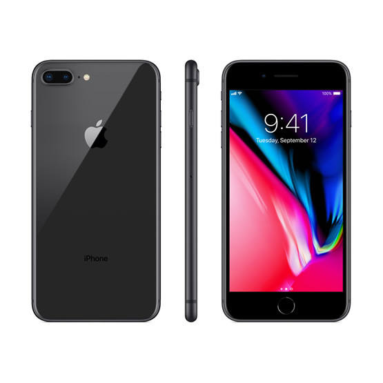 iPhone 8 Plus 128 GB - Space Gray