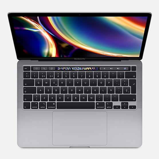 MacBook Pro 13 Touch Bar i5 1.4 GHz 512 GB - Space Gray (2020)