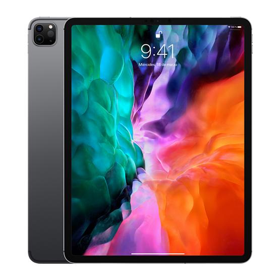 iPad Pro 12.9 WiFi 256GB - Space Gray (2020)