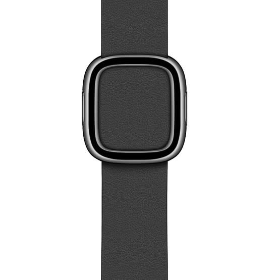 Apple Watch Black Modern Buckle - 40mm - Small
