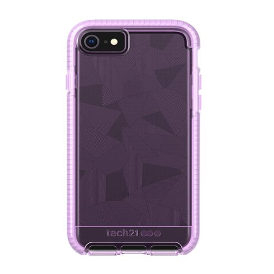 Tech21 Evo Check iPhone 8/7/ SE 2 - Orchid