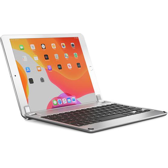 Brydge Wireless Bluetooth Keyboard for 10.2 iPad 2019/2020 Inglés ( Silver )