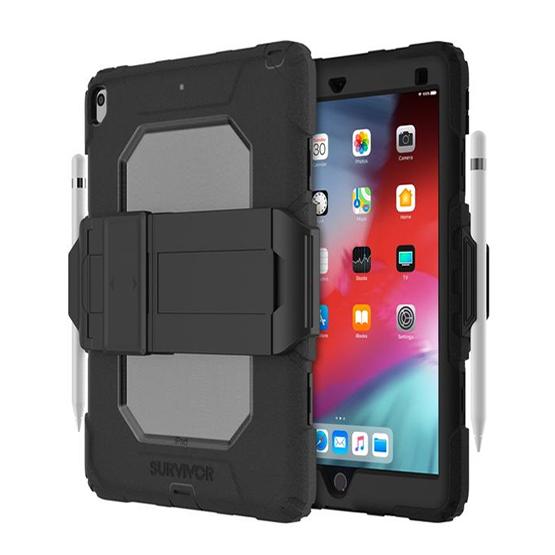 Griffin Survivor - Funda para iPad Air (2019) y iPad Pro 10.5