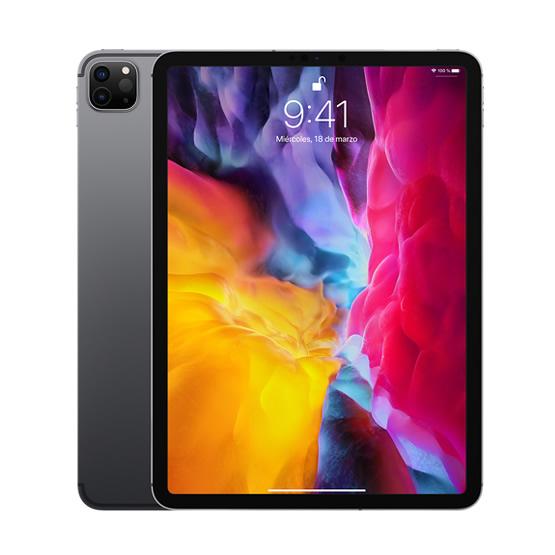 iPad Pro 11 WiFi + 4G 128GB - Space Gray (2020)